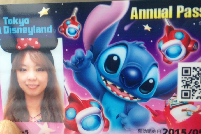 ディズニーランド年パスデビュー』東京ディズニーリゾート(千葉県)の旅行