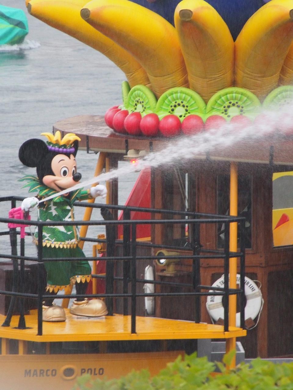 2014年 1泊2日お盆に行くディズニーシーと東京観光』東京ディズニー