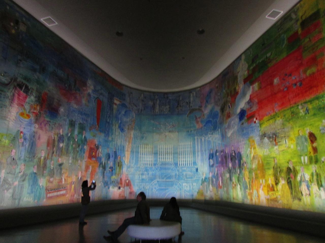 光と色彩の美術館 パリ市立近代...