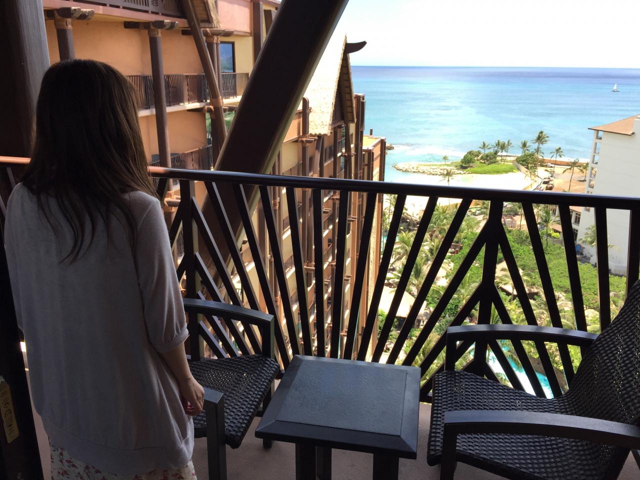 はじめてのhawaii ③アウラニホテル満喫』オアフ島(ハワイ)の旅行記