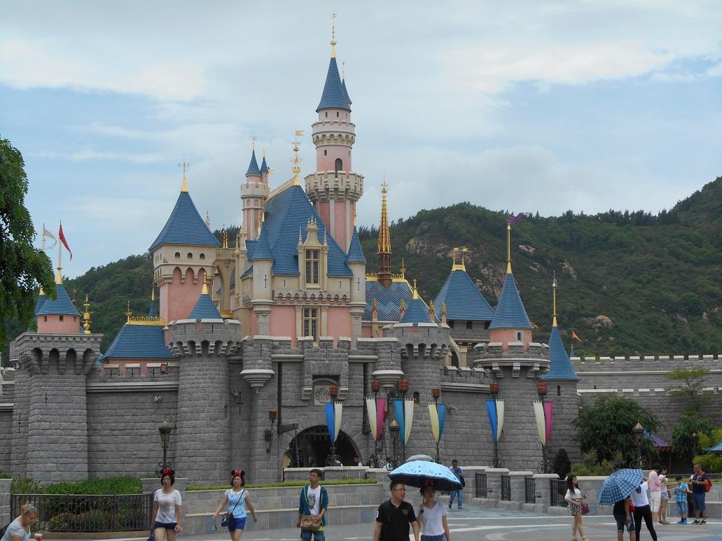 初海外旅行香港ディズニーランド~①出発からホテルまで・・・』香港