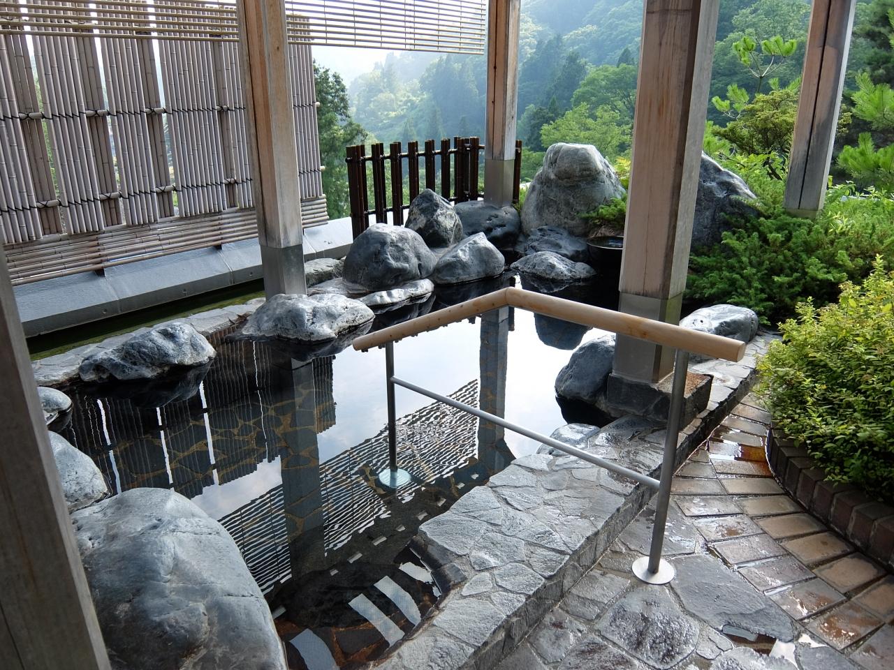 温泉 和泉屋 蓬平