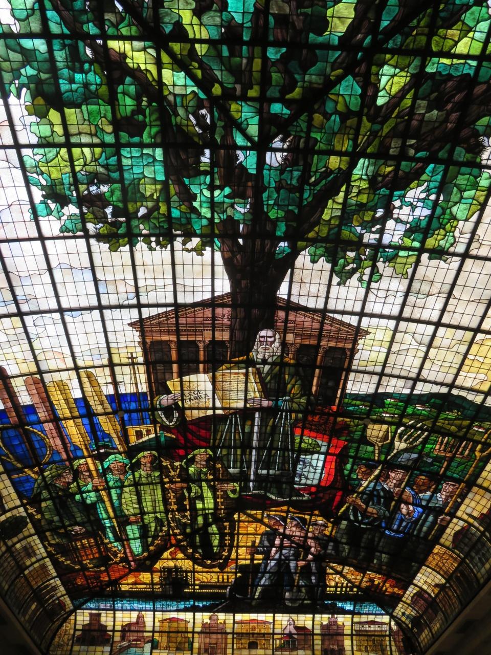 フランス~スペイン旅・ピカソの怒り絵画の地ゲルニカ・・これからも平和で穏やかな時を刻んでほしいと祈りましょう