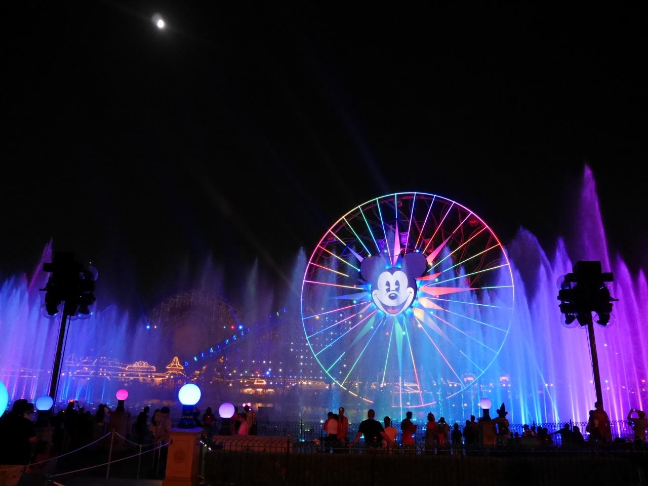60周年のカリフォルニアディズニー・リゾートへ☆6 〜カリフォルニア
