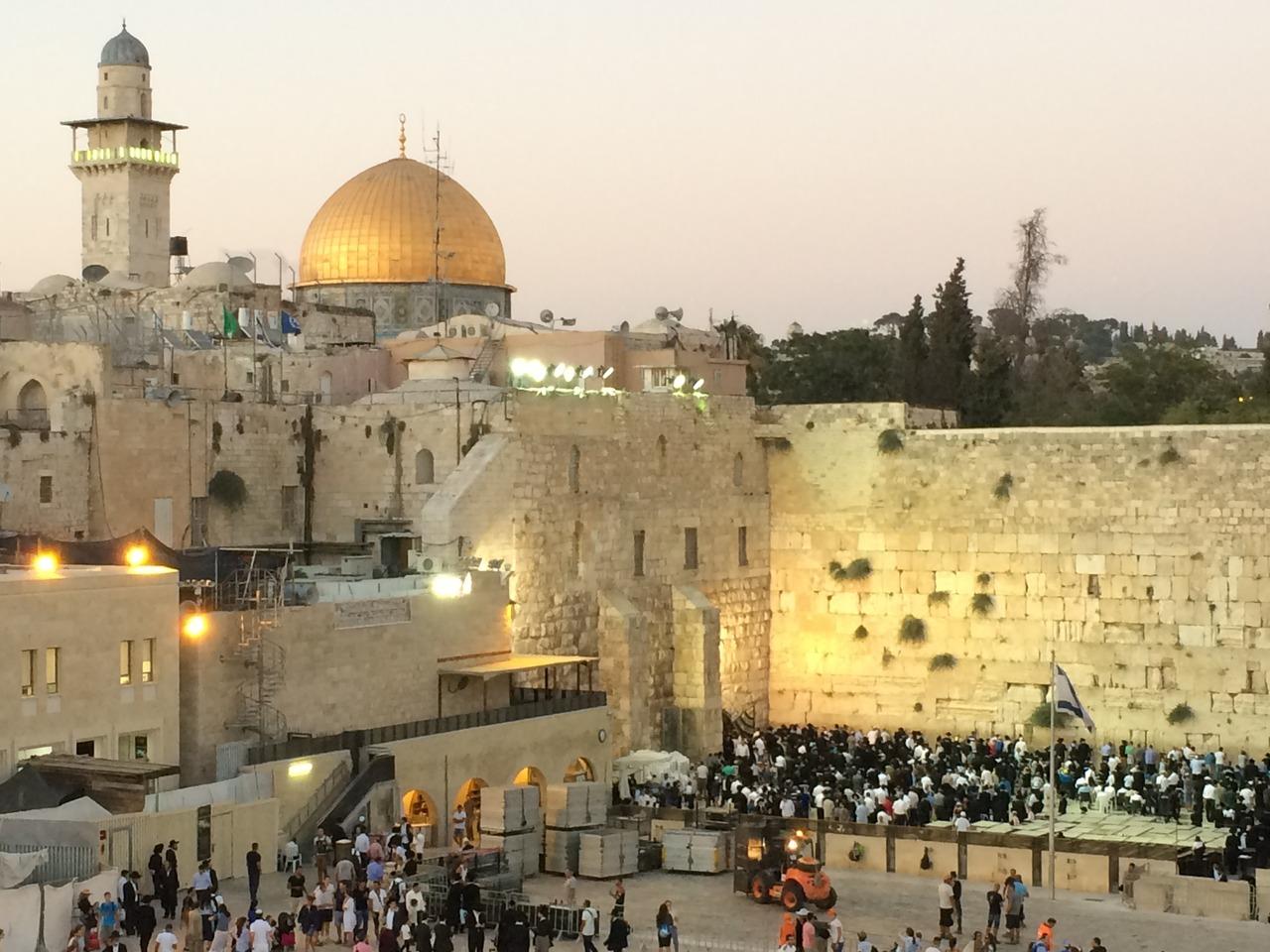 2015夏ヨルダン・イスラエル旅行記②』エルサレム(イスラエル)の