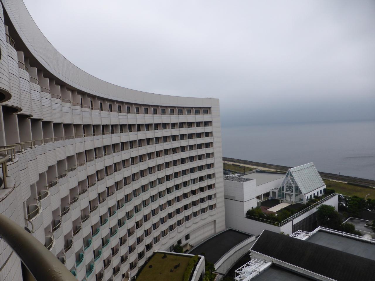 シェラトン・グランデ・トーキョーベイ・ホテルに宿泊』東京ディズニー