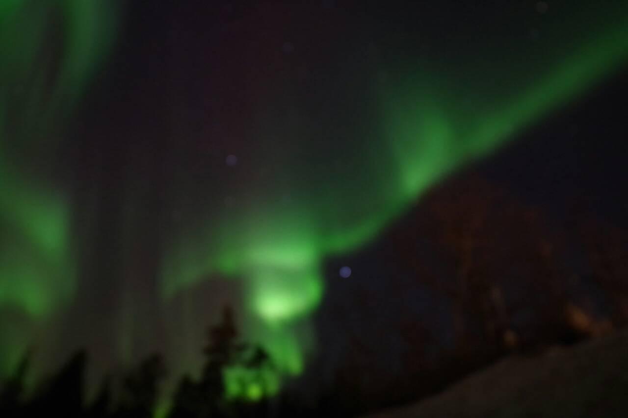 『11月のオーロラ』サーリセルカ(フィンランド)の旅行記 ...