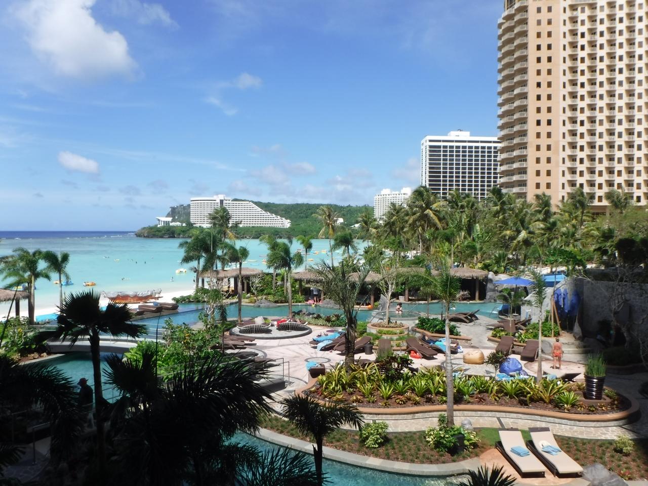 待ちに待ってやっとソフトオープンしたタイの高級ホテル「デュシタニグアムリゾート
