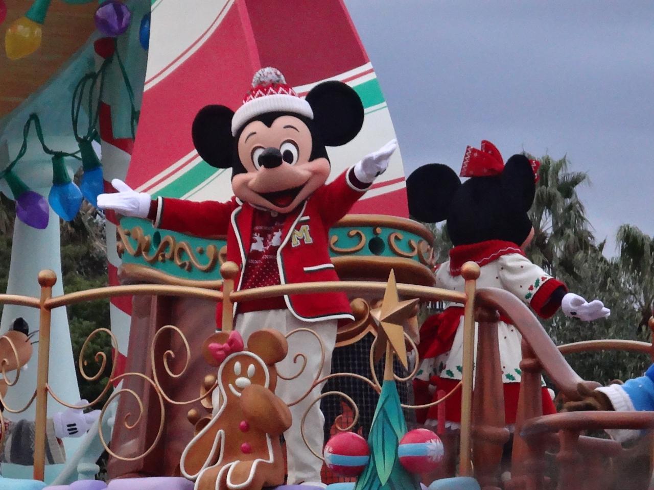 2015 東京ディズニーランド クリスマス・ファンタジー newスペシャル
