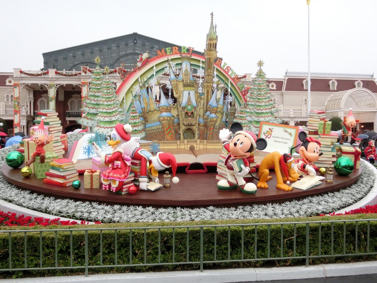 2015 2つのパークで「ディズニー・クリスマス」を楽しむ2days