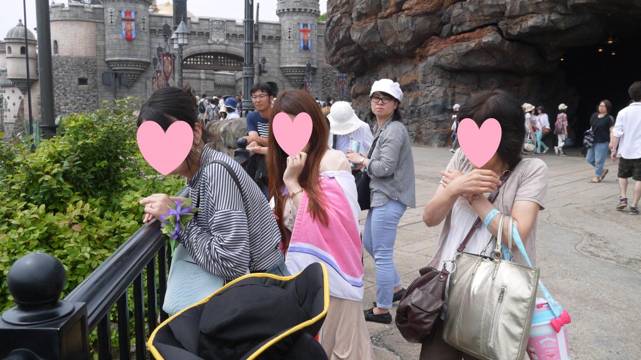 ③15年ぶり家族4人で行くディズニーランド 3日目 シー編』東京