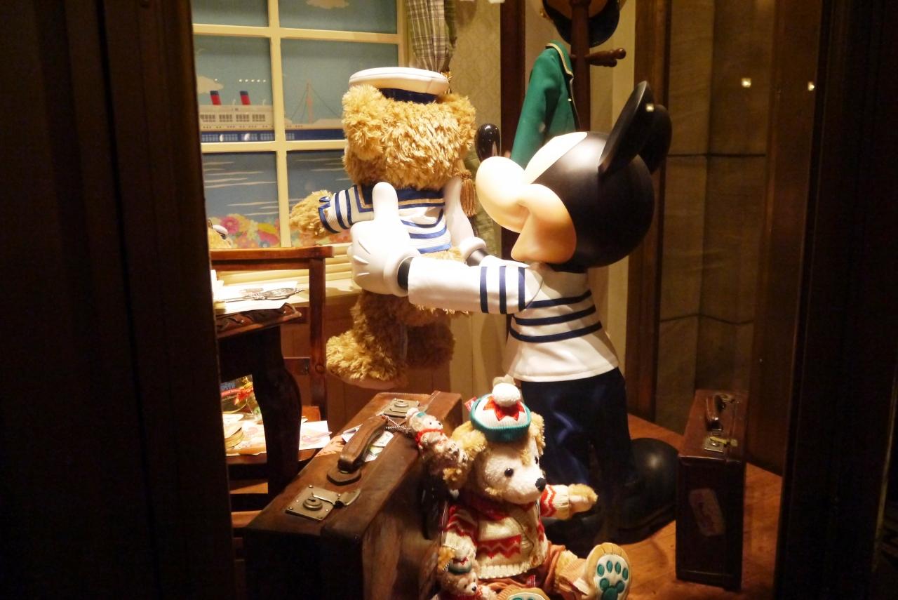2015.11 一人でディズニーシーへ』東京ディズニーリゾート(千葉県)の