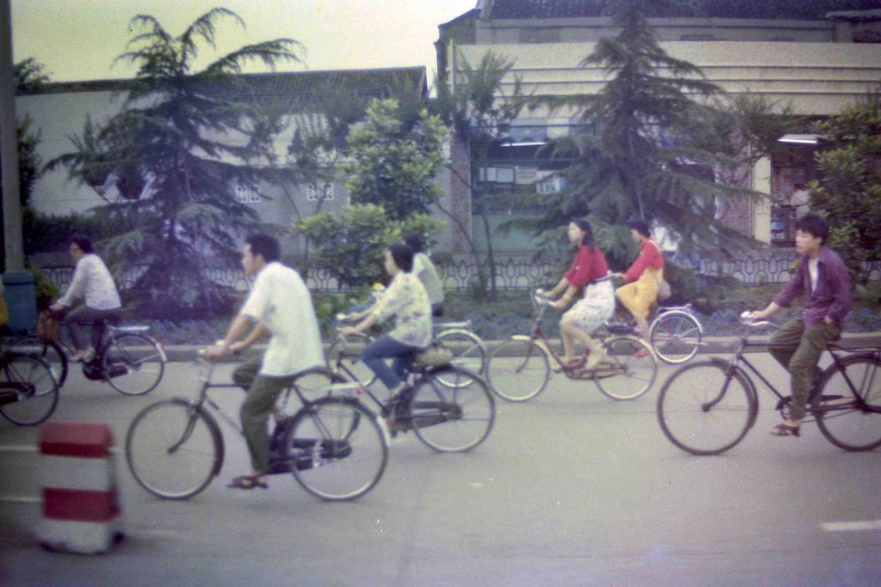 1993年の中国(成都)