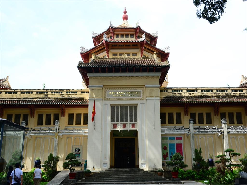 ☆゚+.ホーチミンで誕生日04 ゚+.☆サイゴン動植物園 と ベトナム歴史博物館