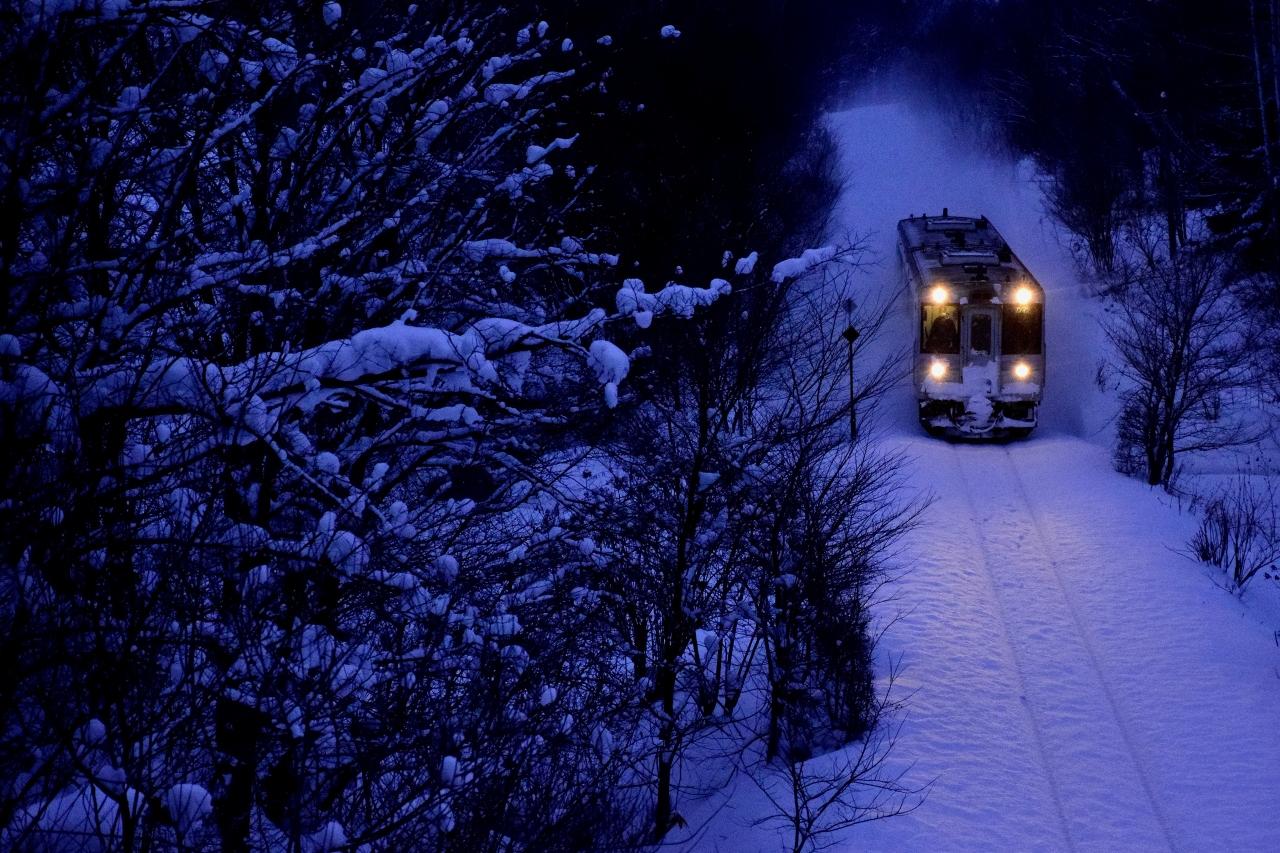 『冬の北海道、道北地方を巡る旅 ~白銀の美瑛の丘と美瑛 ...