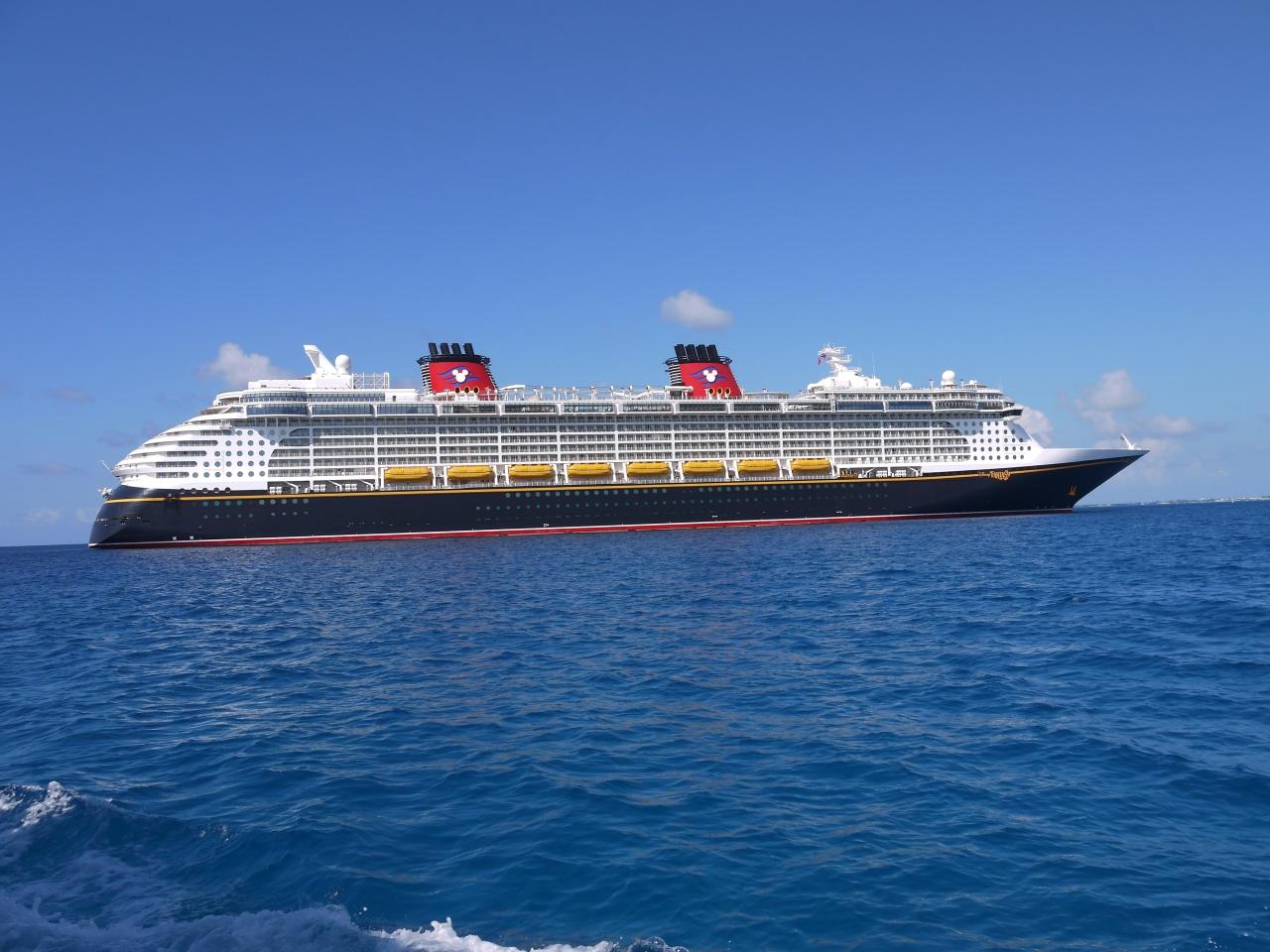 ファンタジー号でいく西カリブ海ディズニークルーズとディズニー