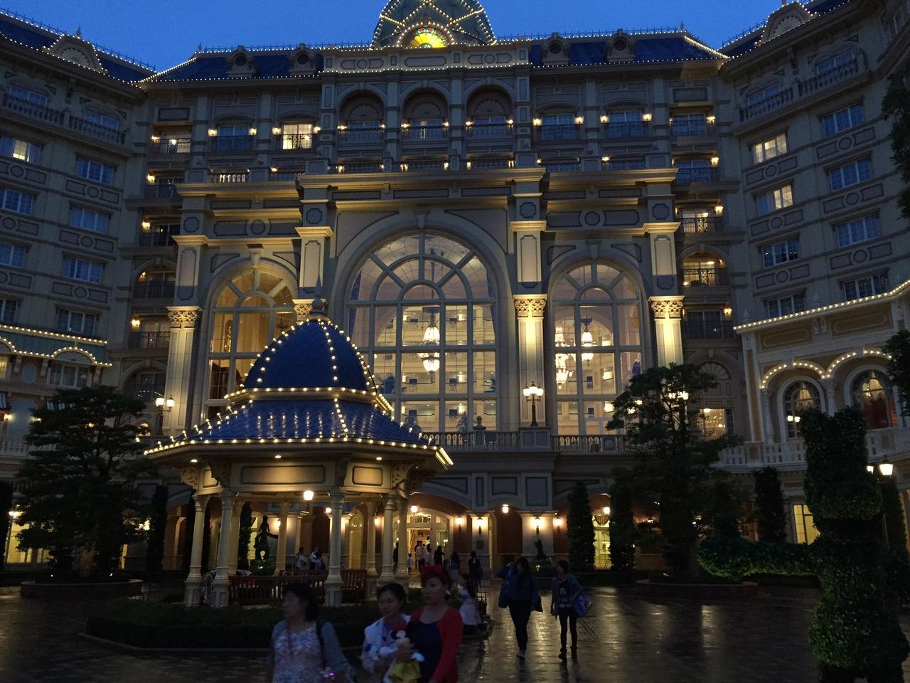 初めてのディズニーオフィシャルホテル宿泊』東京ディズニーリゾート