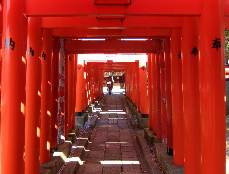 東京散歩 多摩川 大師橋から穴守...