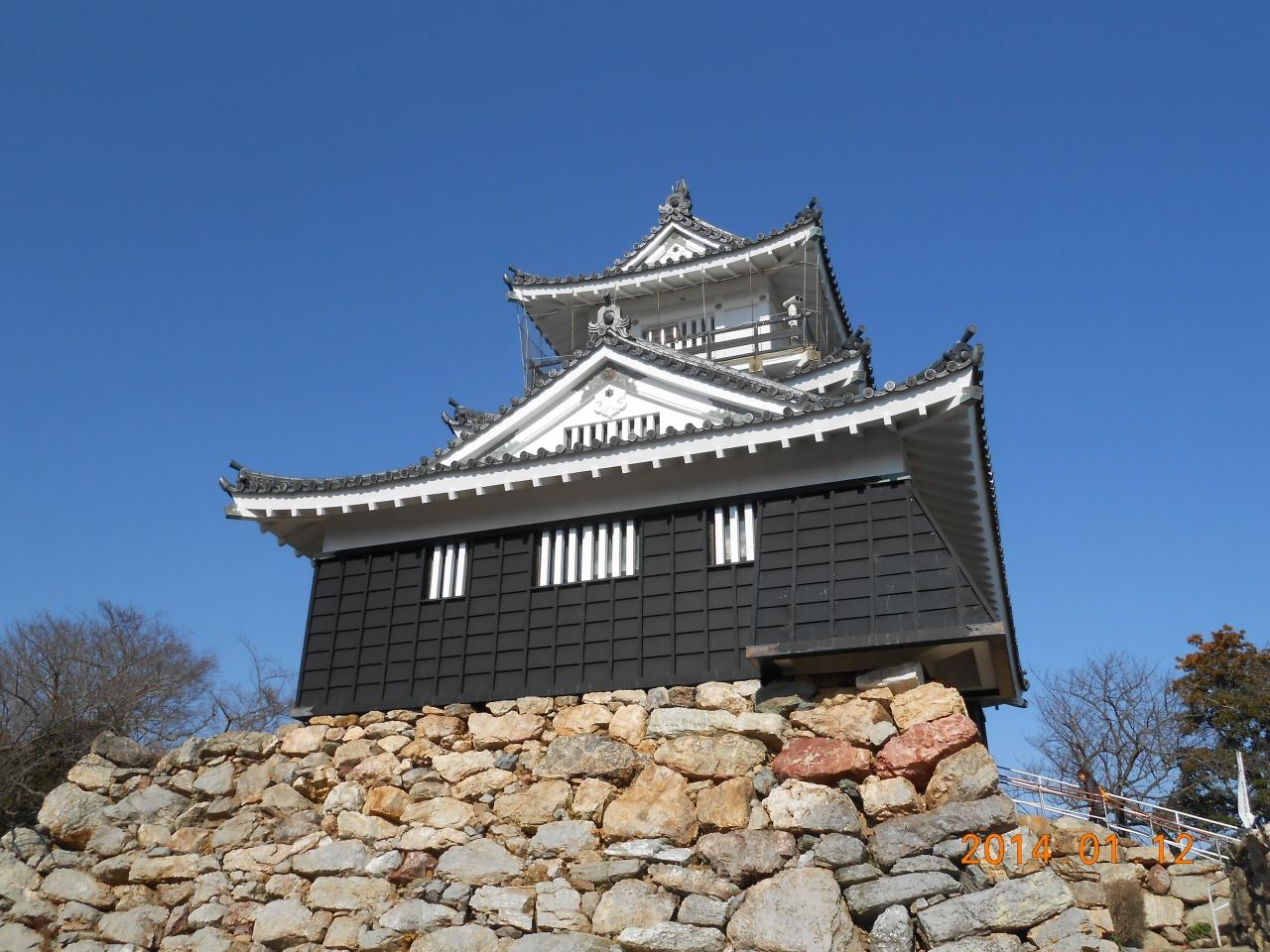 お城めぐり♪~浜松城~』浜松(静...