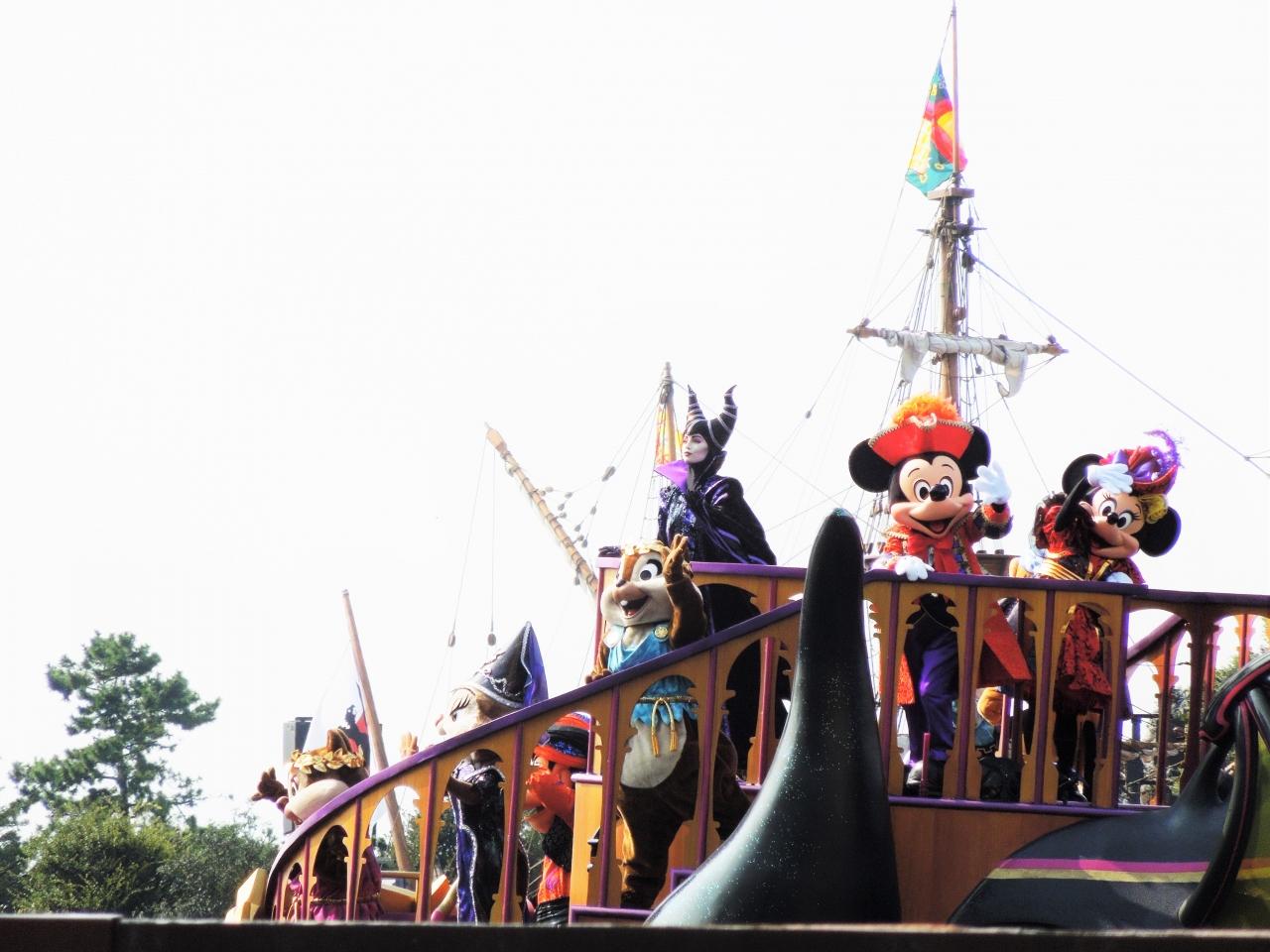 2015年 10月 ディズニーリゾートへ行く堪能する大阪人 その3 ミラコスタ