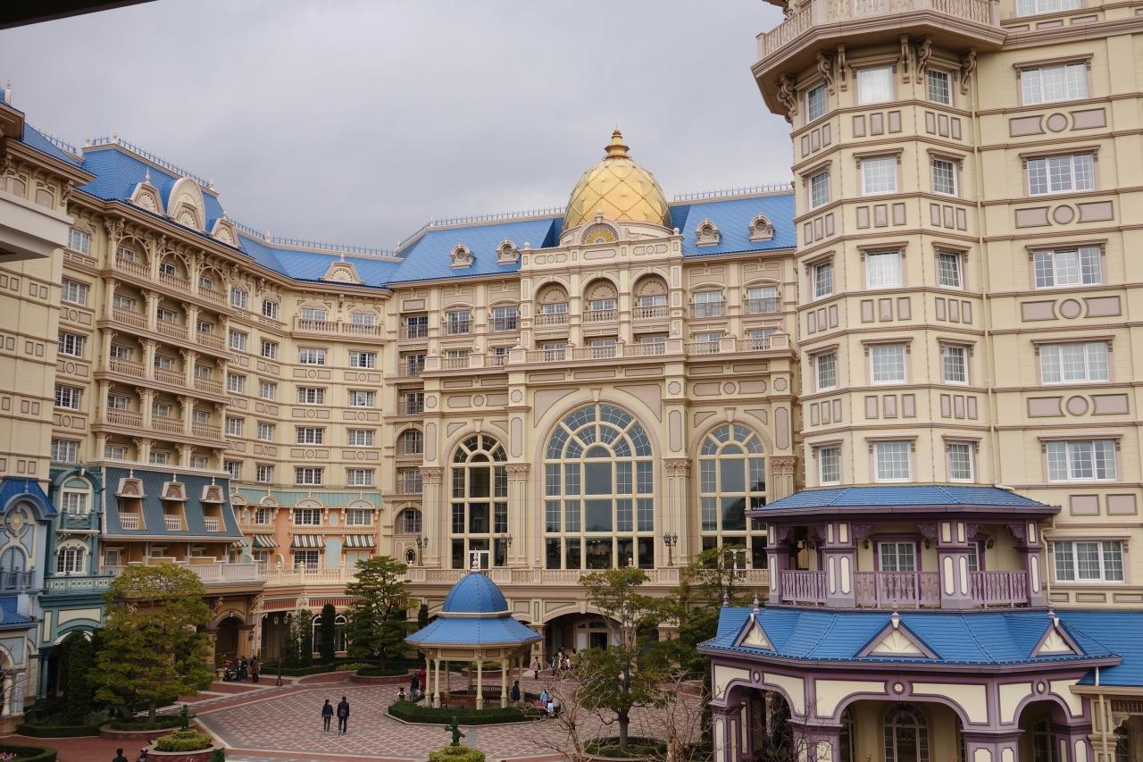 ディズニーランドホテル宿泊☆*゚**゚*☆初心者の覚え書き』東京