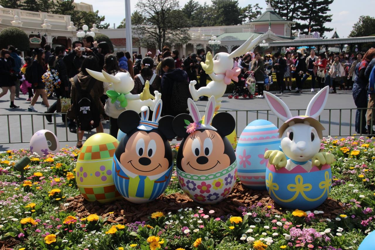2016ディズニーイースター』東京ディズニーリゾート(千葉県)の旅行記