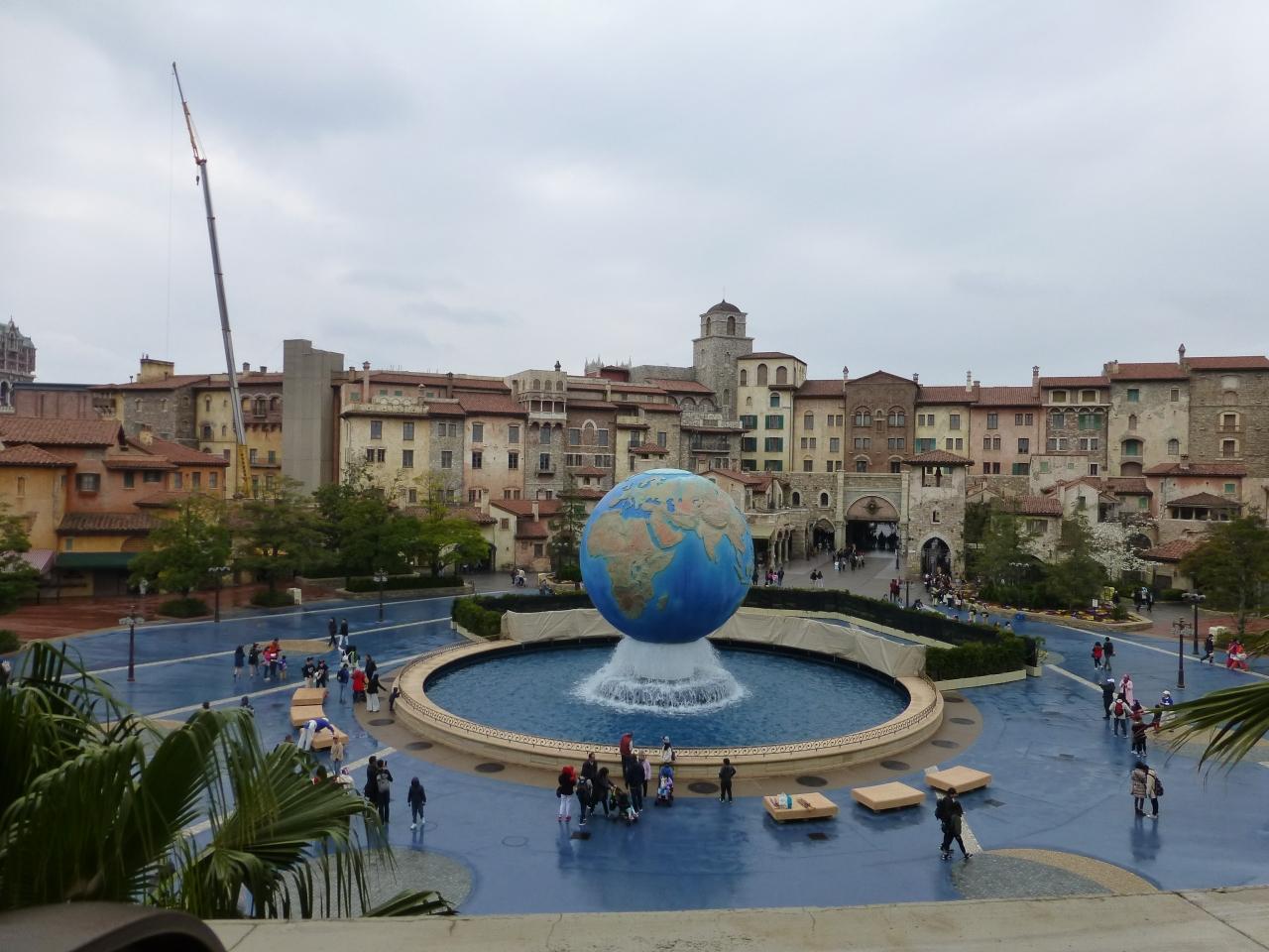 卒業旅行 IN TDR 1日目』東京ディズニーリゾート(千葉県)の旅行記