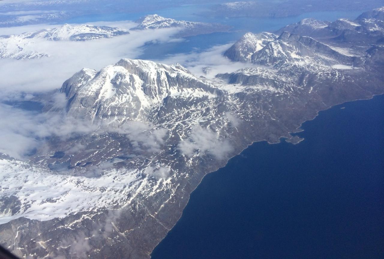 グリーンランドはグリーンが無い島だった。』ヌーク(グリーンランド)の ...
