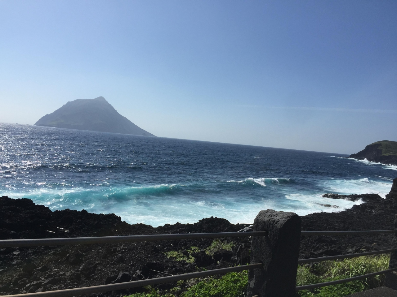 八丈島の場所も歴史も知らずに旅...