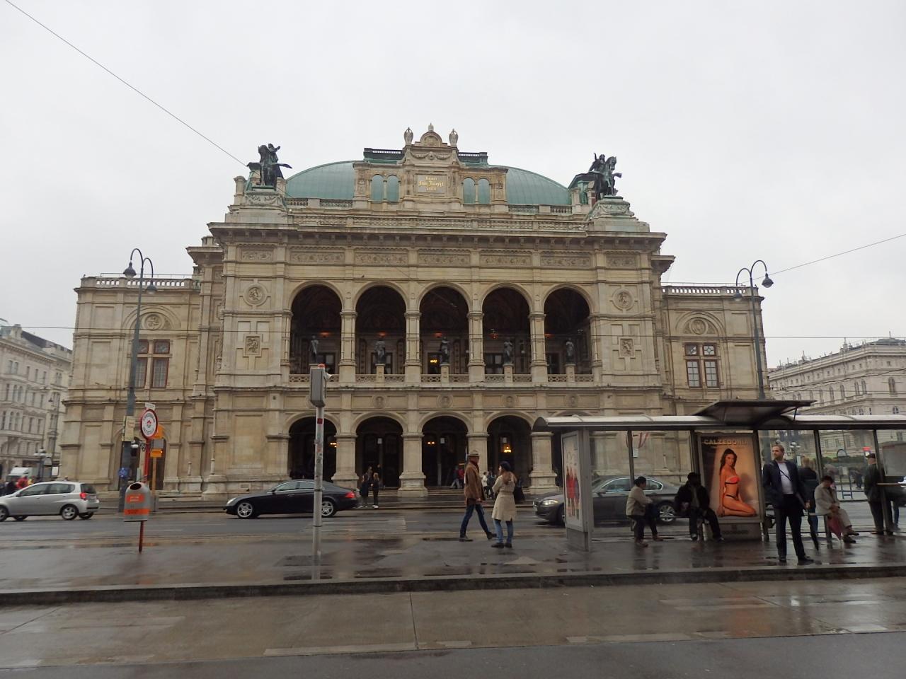 子供の頃からすっごく来てみたかった、ウィーンに遂にキタ\u2015