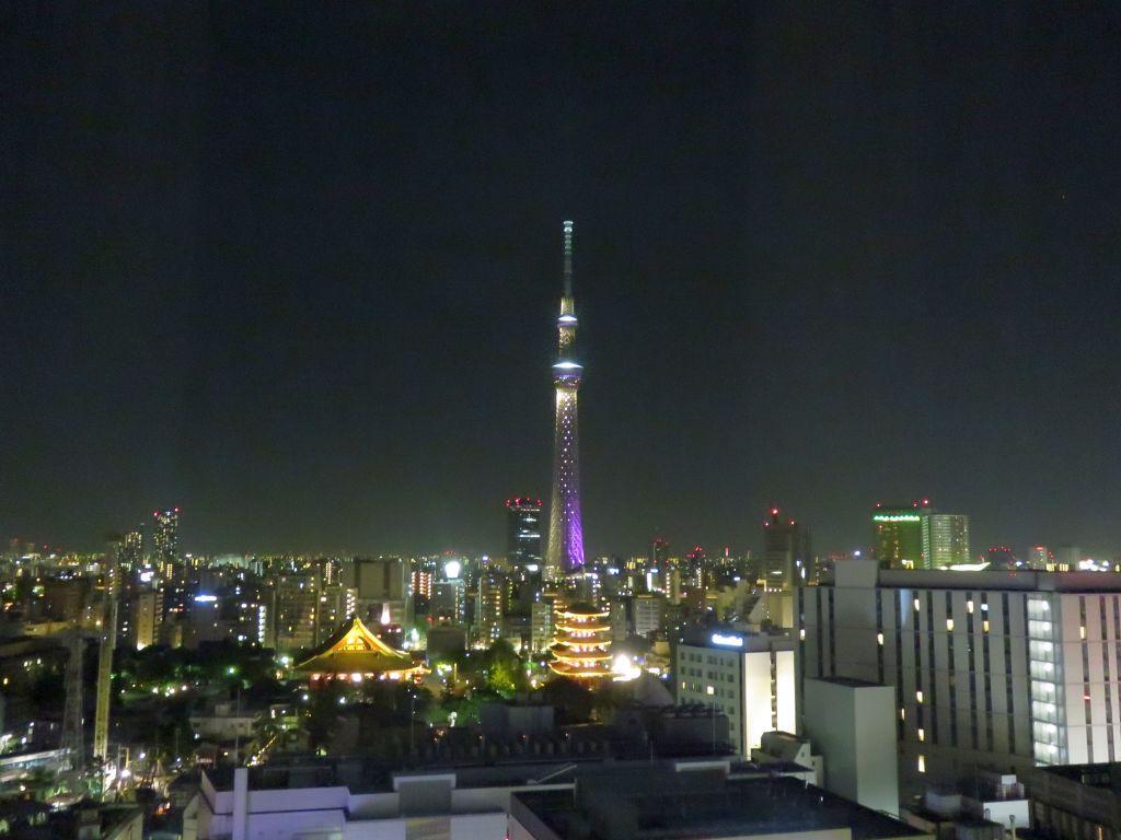 東京スカイツリーから 浅草宵の口散歩 浅草 東京 の旅行記 ブログ
