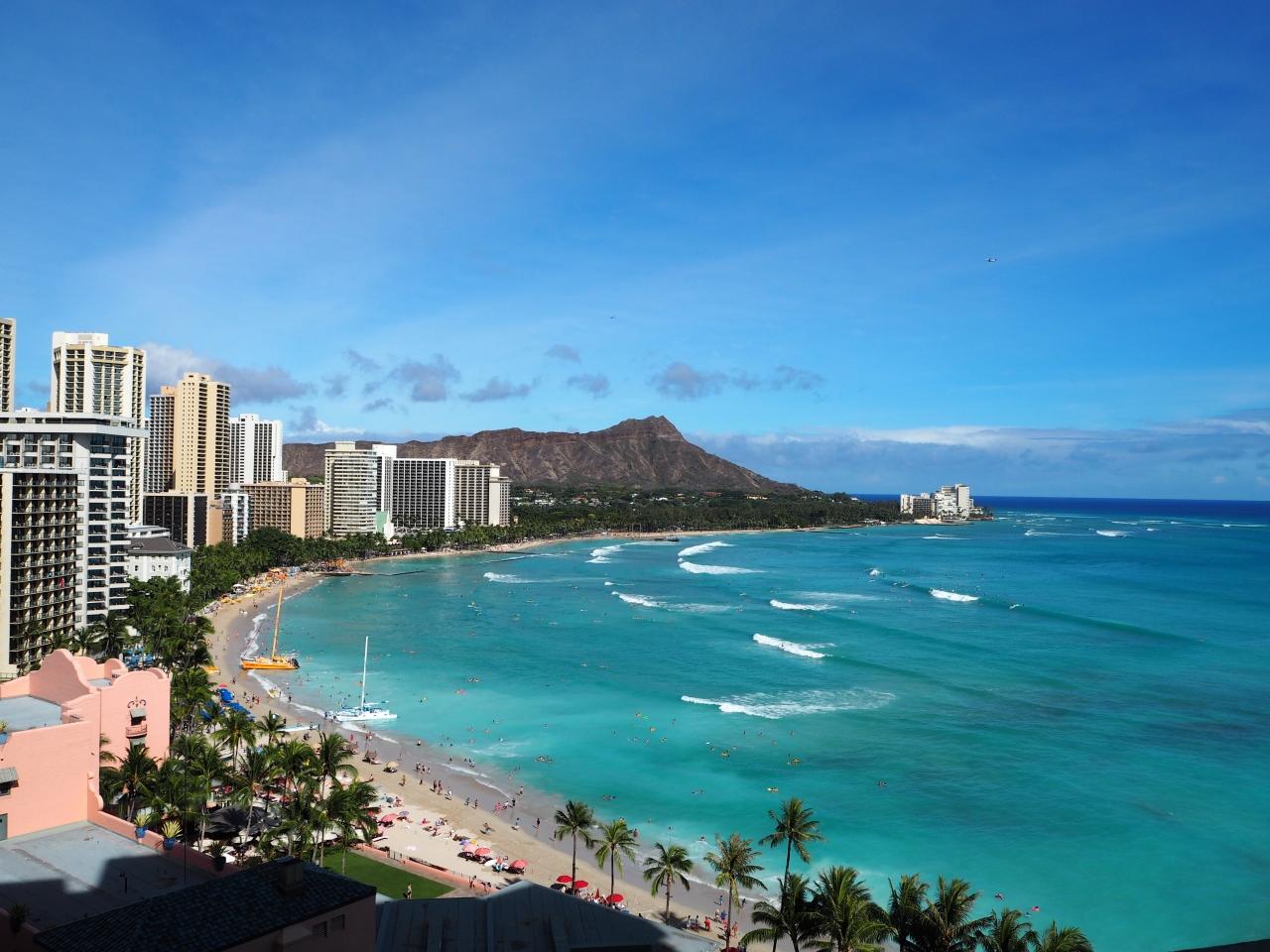 ハワイのホノルルに家族5人で行く費用はどのくら …