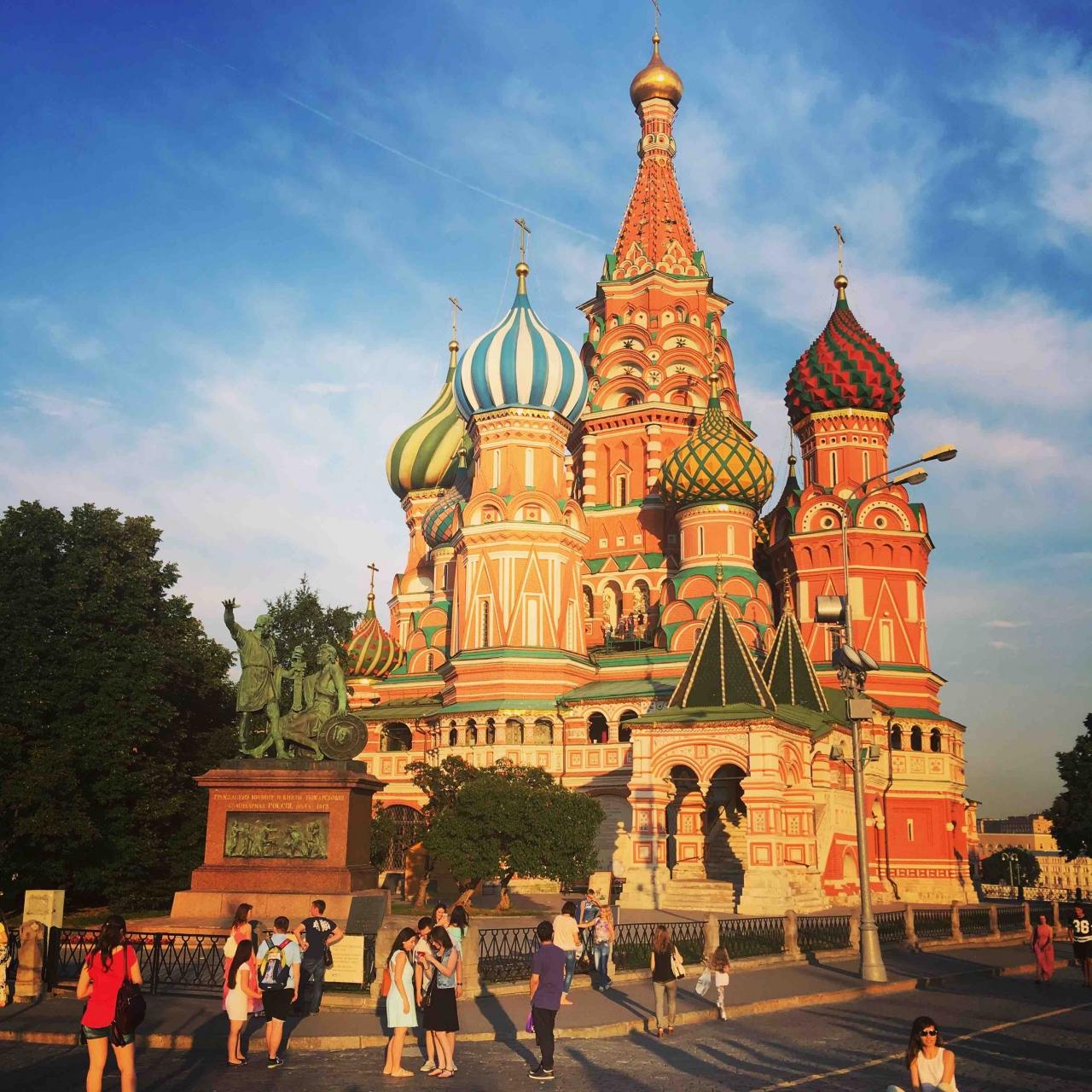 クレムリン 赤の広場に チャイニーズ』モスクワ(ロシア)の旅行記 ...