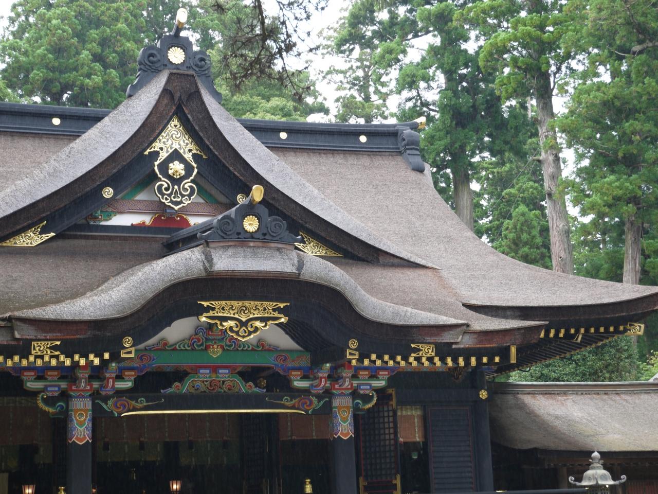 香取神宮と佐原観光に行ってみた...