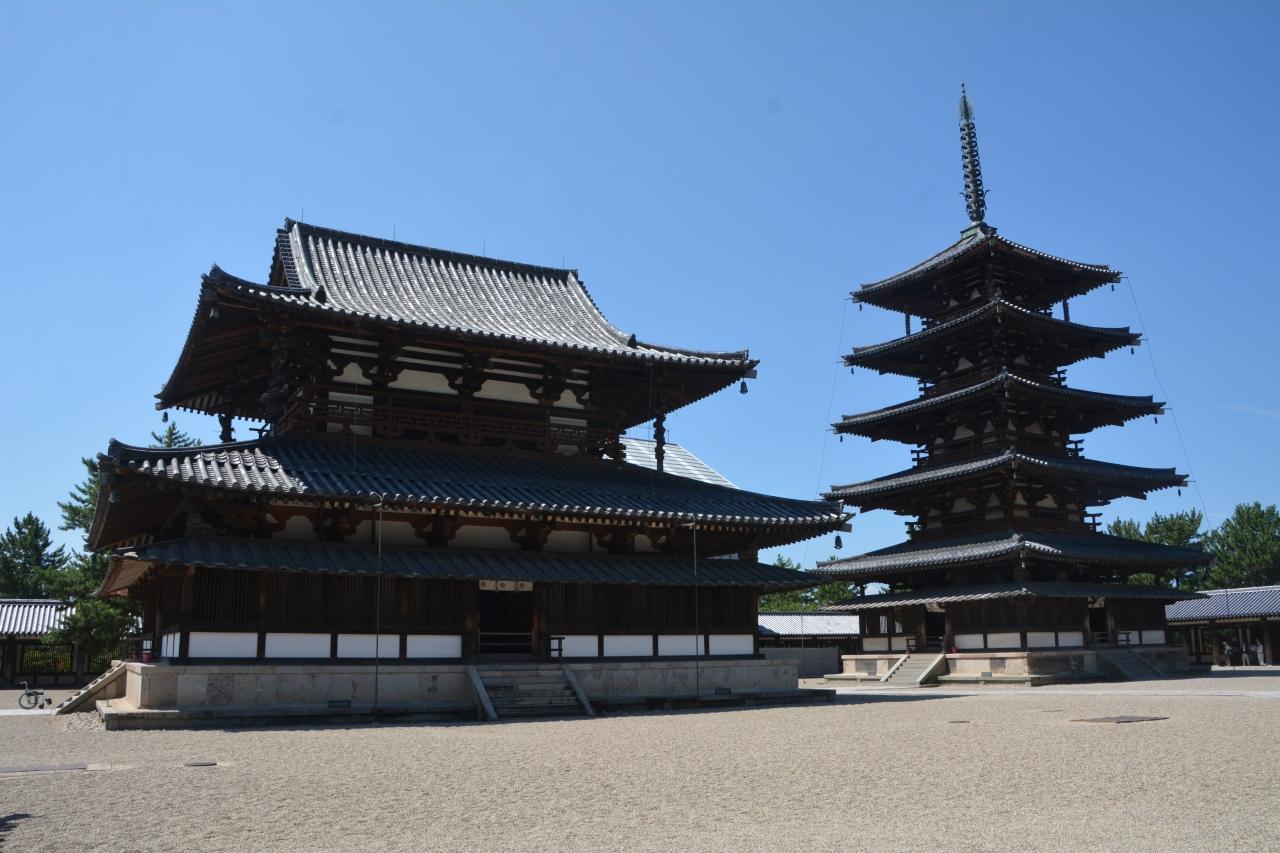 「法隆寺」の画像検索結果