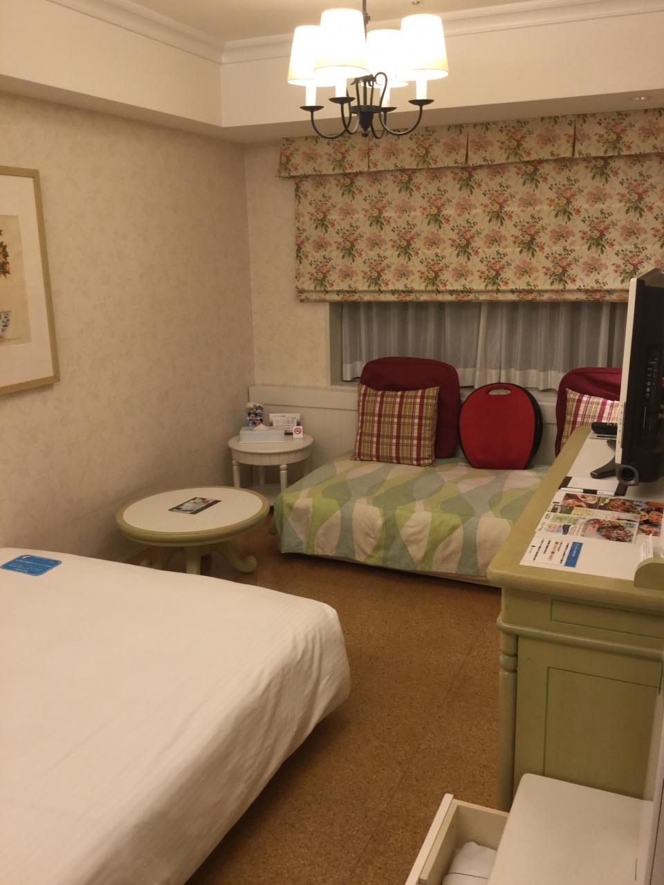 オリエンタルホテル東京ベイ】ベビースイートに泊まる』浦安(千葉県)の