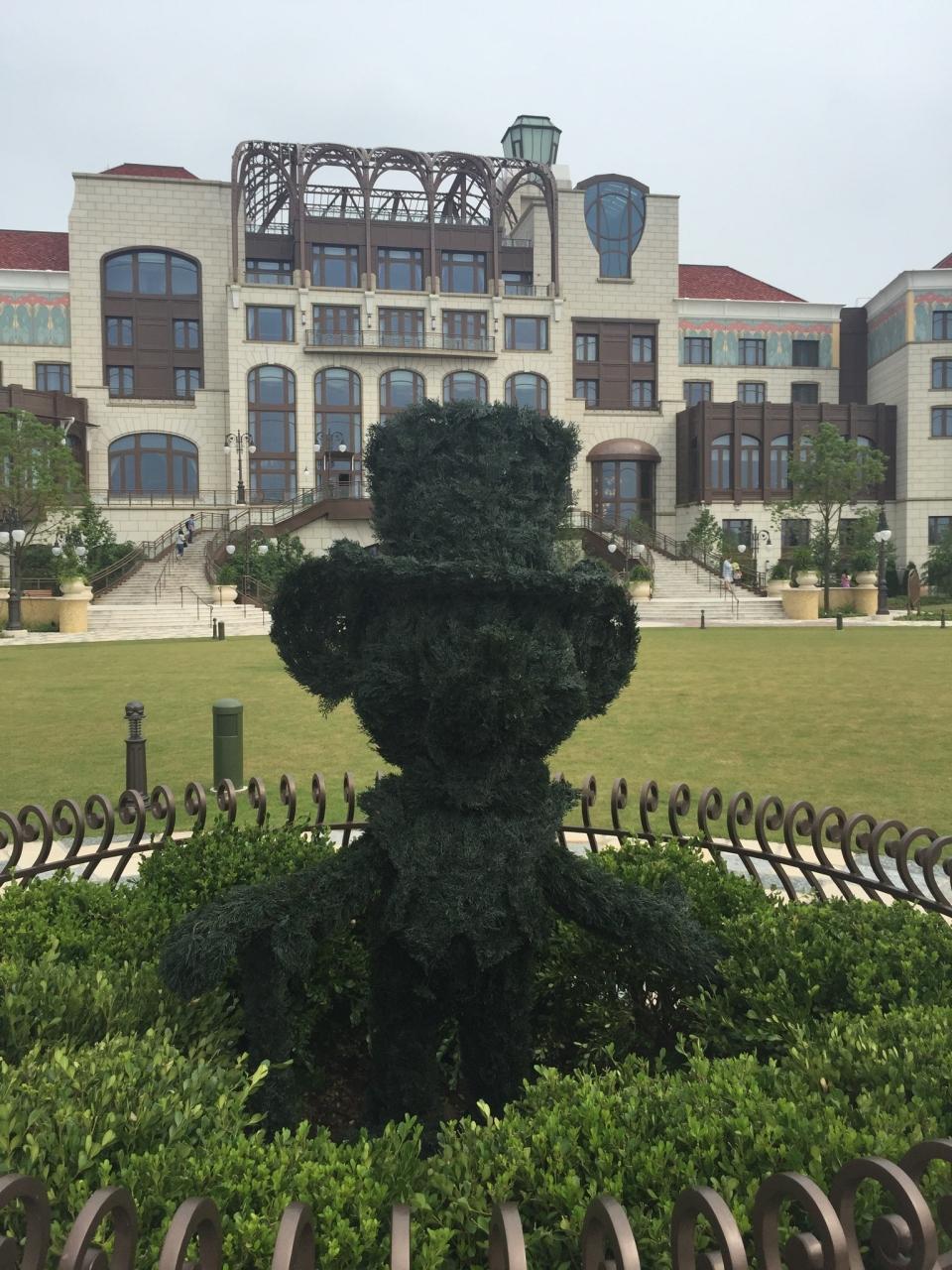 オープンしたての上海ディズニーランドへ☆上海ディズニーランドホテル