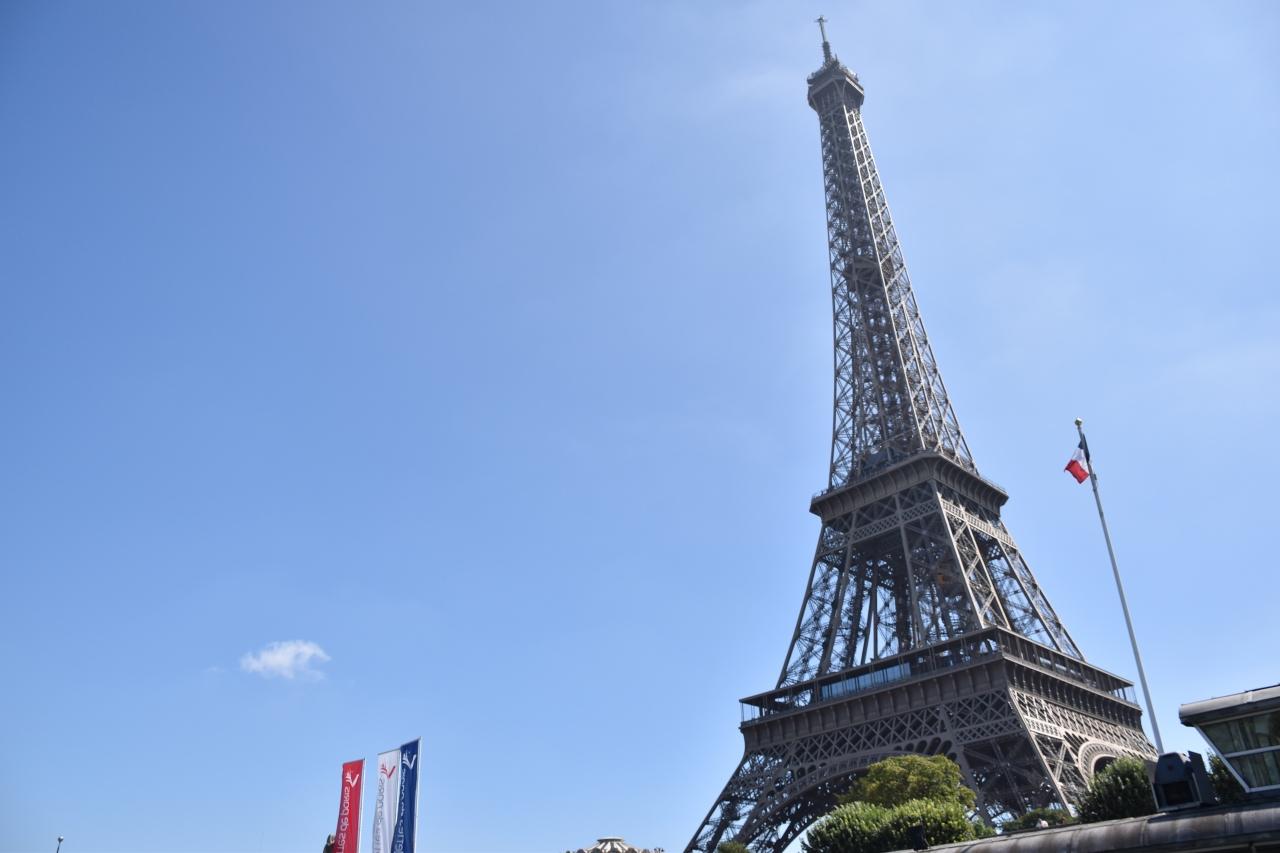 初めてのフランス旅行~1日目・...