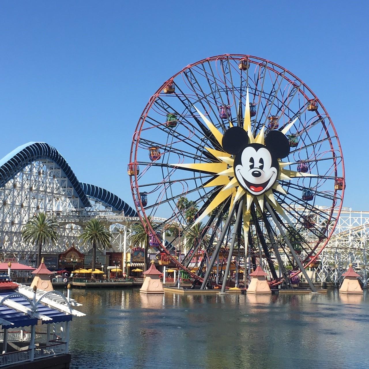 2016年夏休み ロサンゼルスディズニーとテーマパークへの旅①