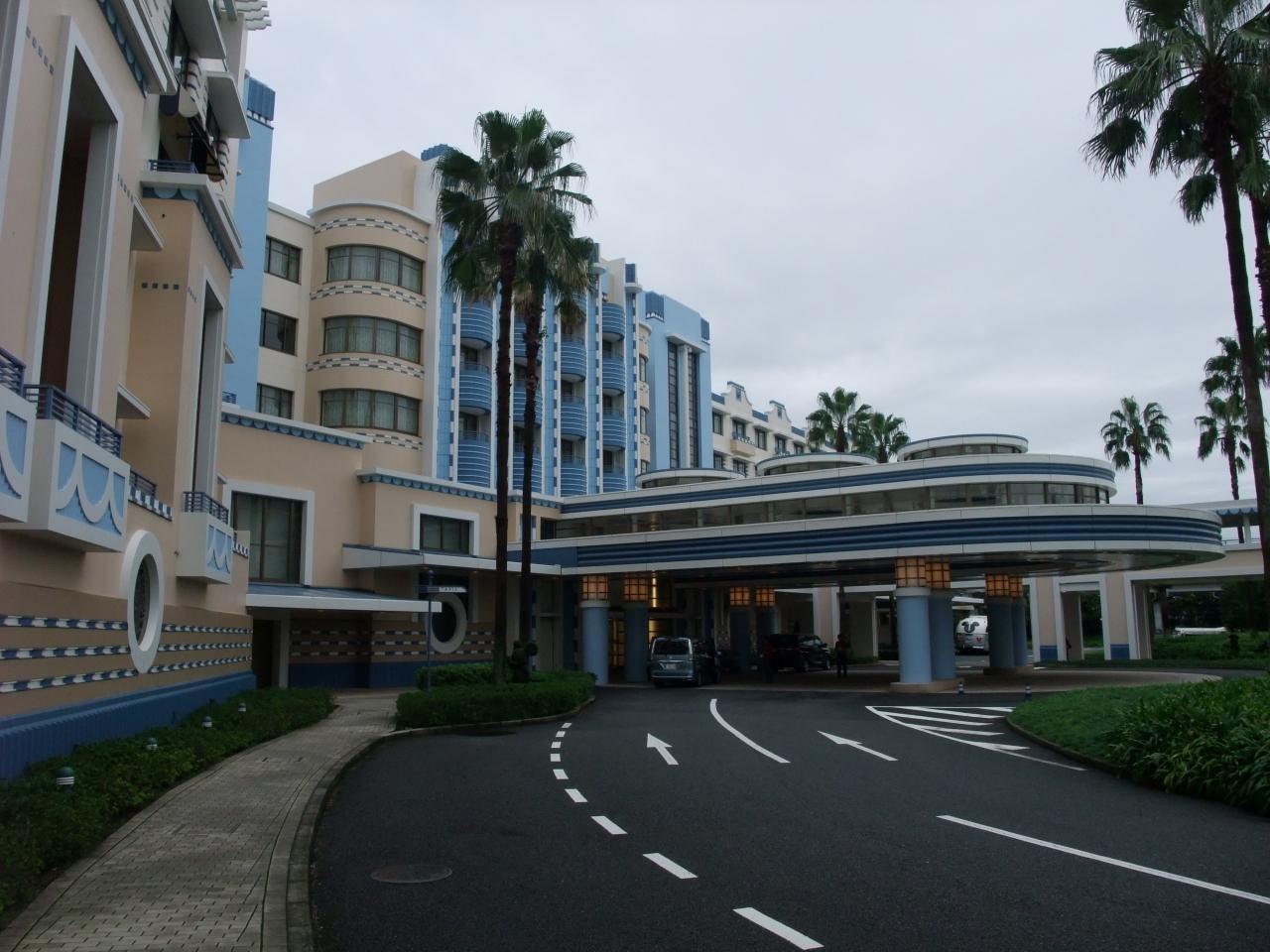 ディズニーアンバサダーホテルのミッキーマウスルームに宿泊してみた