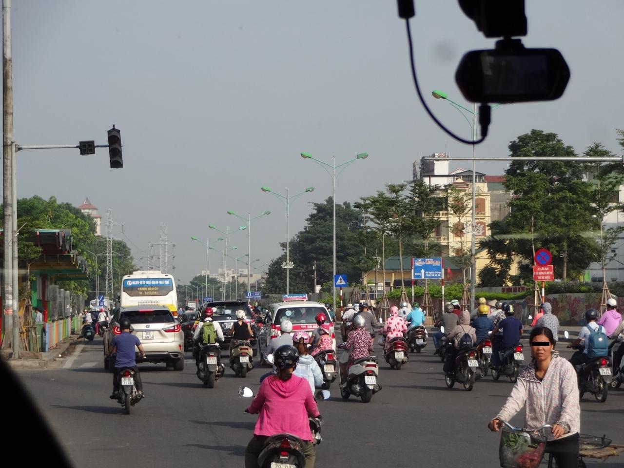 初の海外一人旅はベトナム、ハノイ。\u003cbr /\u003eとてもエキサイティング
