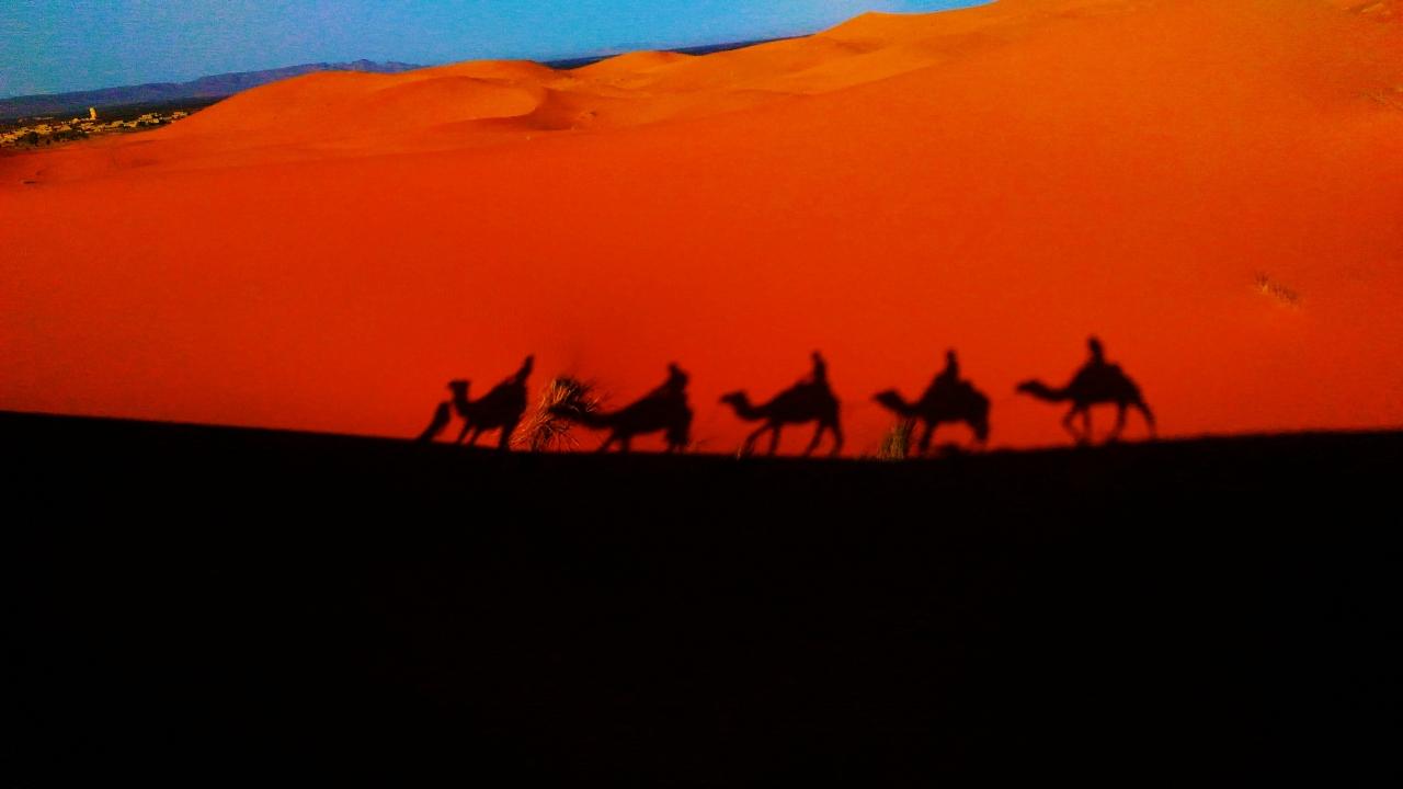 モロッコ 女1人旅フリー 17日間 9-11日目