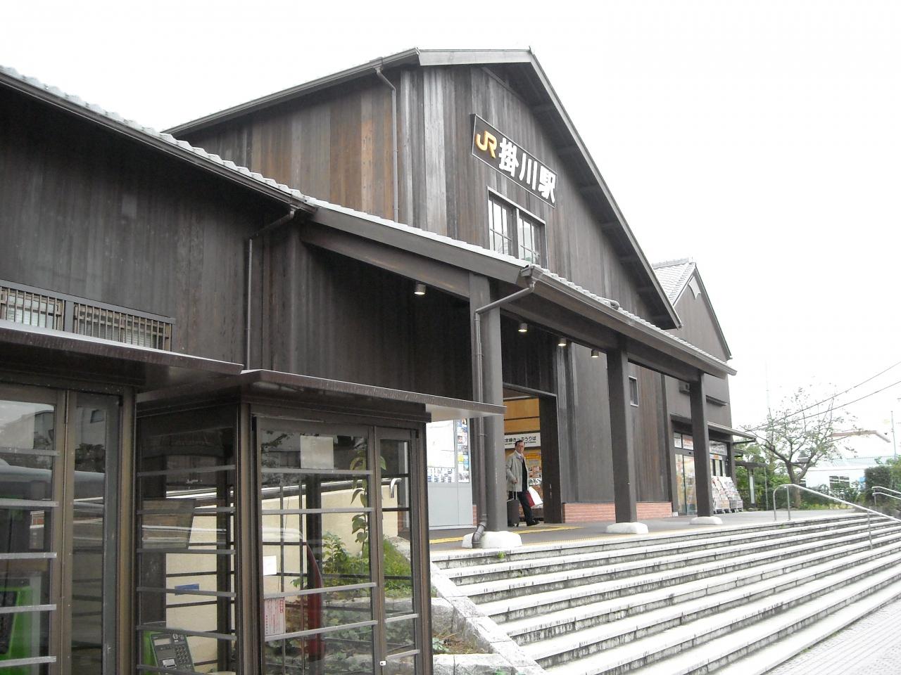 掛川市:「知らない町を歩いてみ...