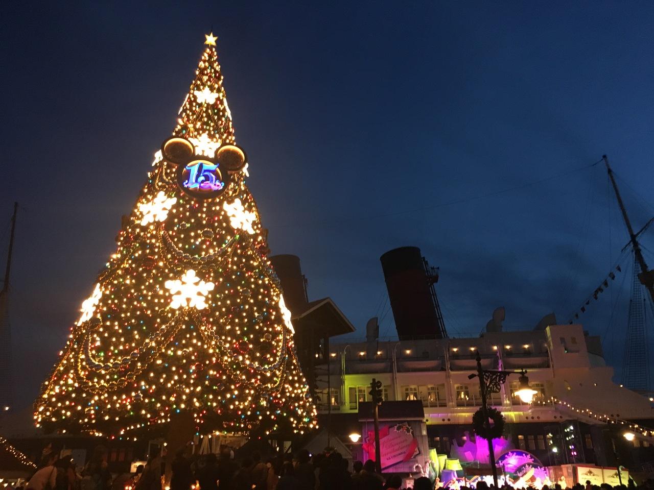 クリスマスディズニー☆1日目☆』東京ディズニーリゾート(千葉県)の