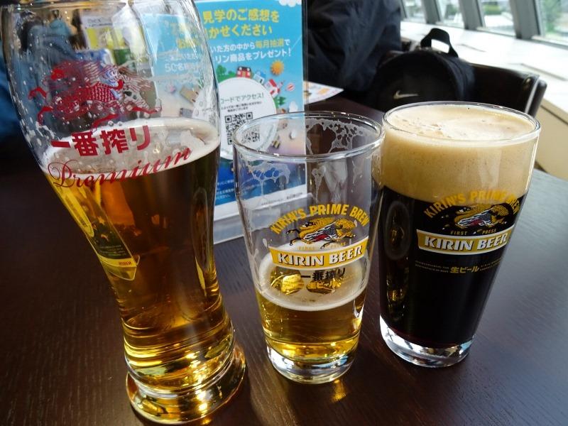 見学 キリン ビール 工場