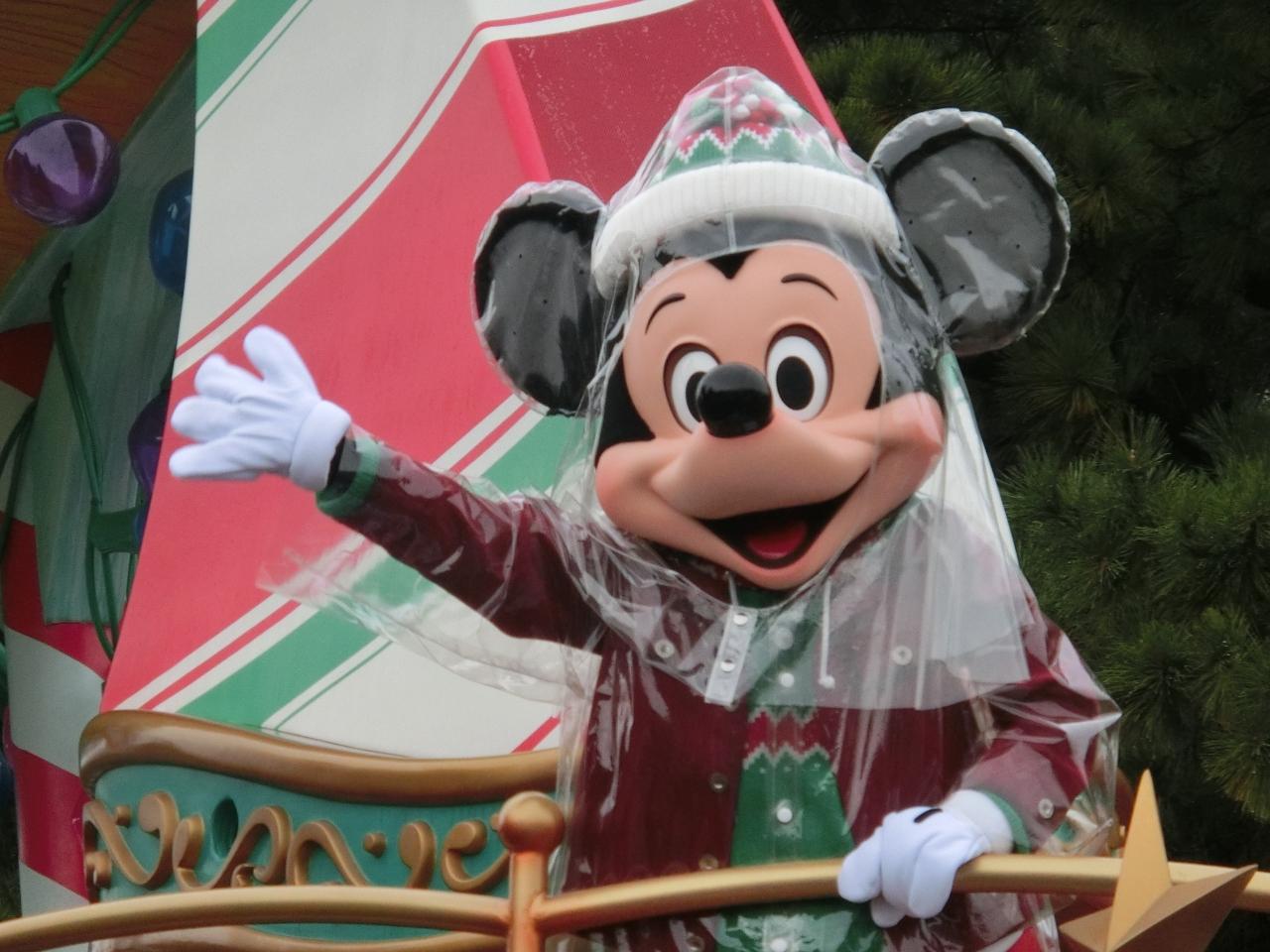 2016 ディズニーホテルに泊まってめいっぱいパークを満喫する2day x