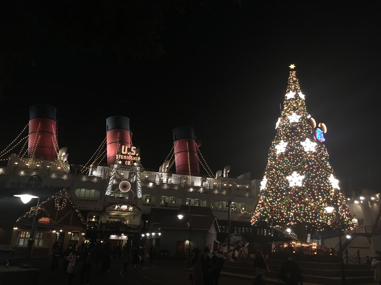 ひとりでクリスマスのディズニーシーへ。2016』東京ディズニーリゾート