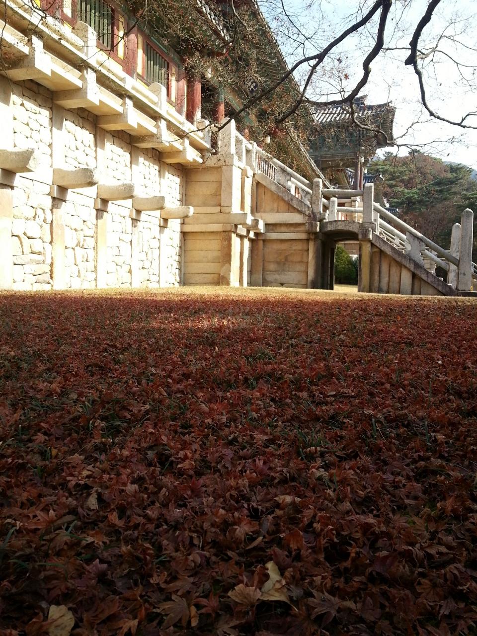 慶州2日目、石窟庵と仏国寺』慶...