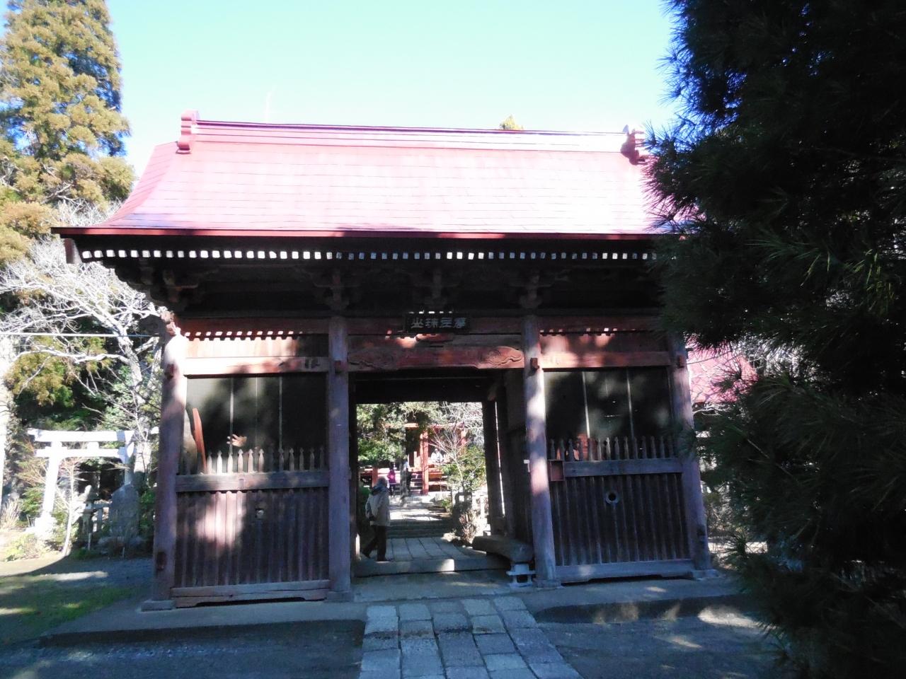 『印西市の松虫寺(まつむしでら)に初詣』鎌ヶ谷・印西 ...