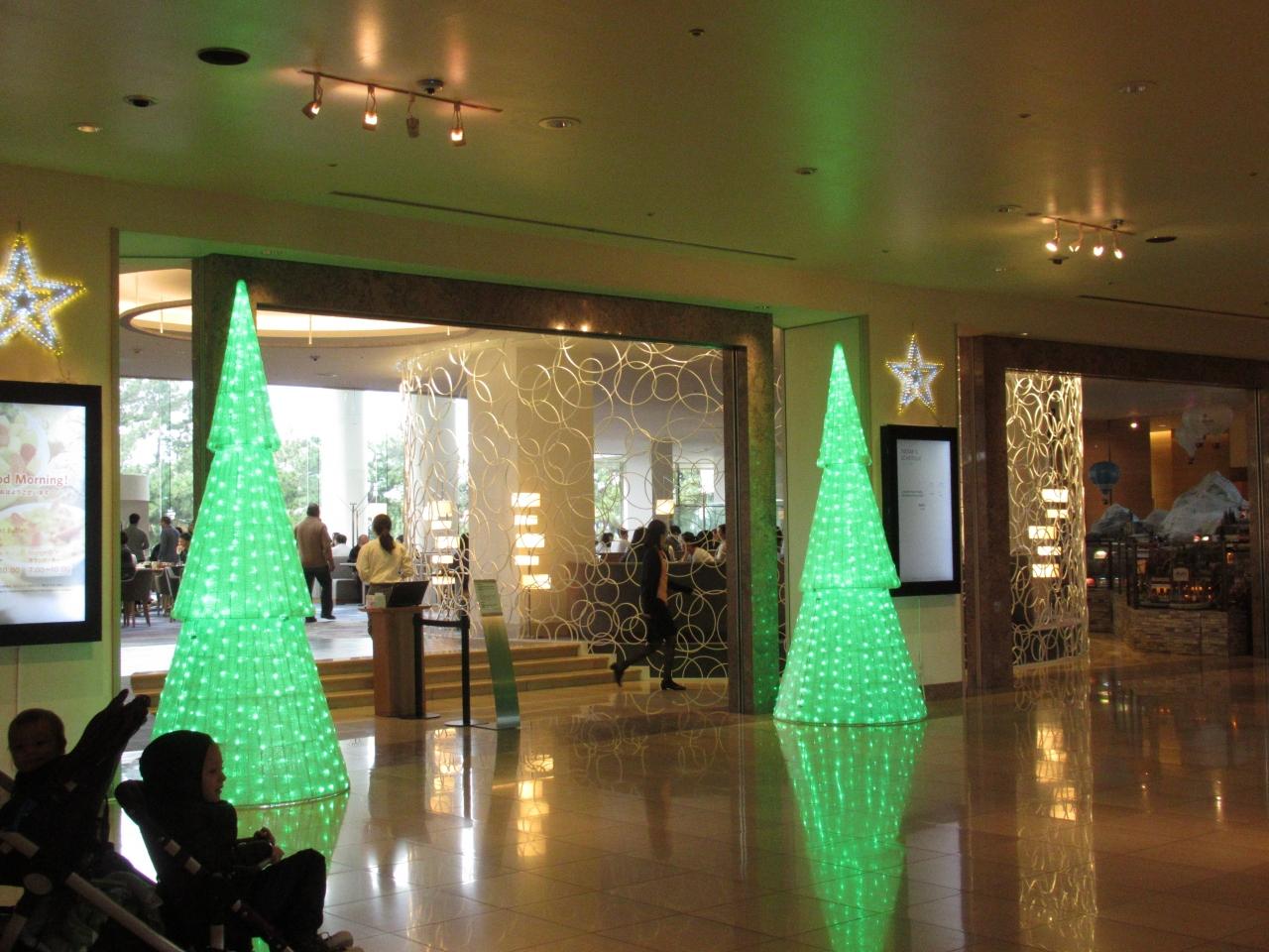 2016.12月 クリスマスをヒルトン東京ベイで』東京ディズニーリゾート
